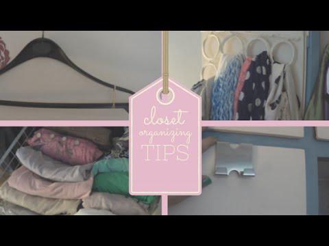Συμβουλές οργάνωσης ντουλάπας