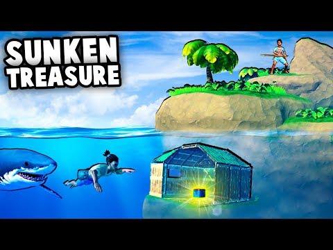 Raft Walkthrough - the ENDING!? Secret Radio Tower - What is UTOPIA
