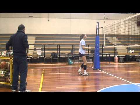 Preview video Allenamento per l´apertura della spalla di Katerina 4° parte