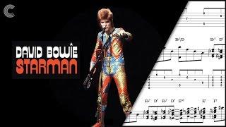 Bass   Starman   David Bowie   Sheet Music, Chords, & Vocals