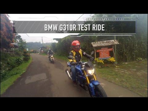 Pembuktian BMW G310R di Kaki Gunung Salak I OTO.com
