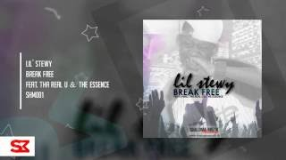 Lil' Stewy - Break Free feat. Tha Real U & The Essence (Audio) [@KidStewy @REaLMiXwELL @Wade_ColeB]