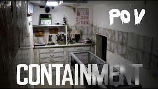 Containment POV - THORPE PARK FRIGHT NIGHTS 2016
