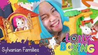 LOLLYBOXING - Novinky od Sylvanian Families