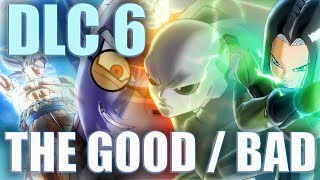 DLC 6 Characters Review - What's Good. What's Bad? - Dragonball Xenoverse 2 (Extra Pack 2)