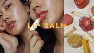 My Favourite Lip Balms | Haley Kim