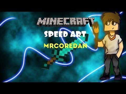 Speed art #19 MrGoredan