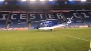 момент крушения вертолета