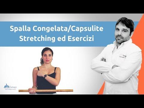 Congiura di mal di schiena Stepanova