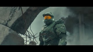 Halo 5 Live Action Trailer - Launch TV Commercial (Master Chief and Spartan Locke)
