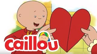 Caillou Full Episodes - HOUR LONG | Caillou makes a mess