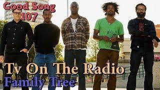 Tv On The Radio  -Family Tree