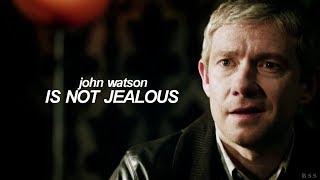 BBC Sherlock Humor — John Watson Is NOT Jealous