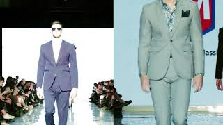 Highlight from our show @ Toronto Men Fashion Week ,TOMSS2108: Life is a runway
