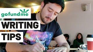 Powerful GoFundMe Writing Tips