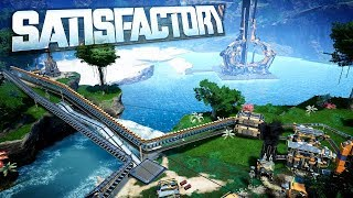 THE BEST FACTORY LOCATION IS HERE! - Steel Production & Unlimited Power! - Satisfactory Gameplay