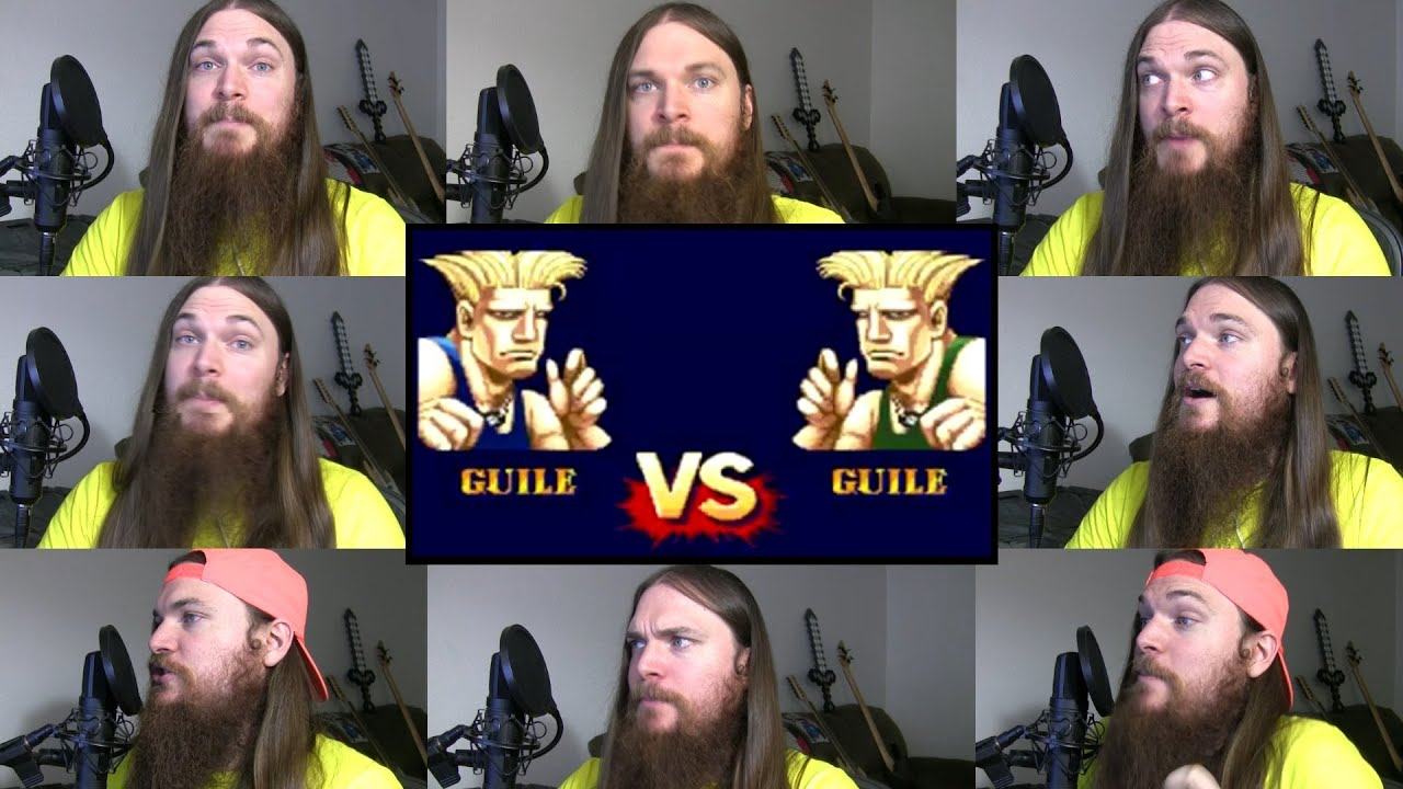 This Is The Most Incredible Version Of The Guile Theme I've Ever Heard