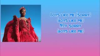 Todrick Hall   I Like Boys (Lyrics)
