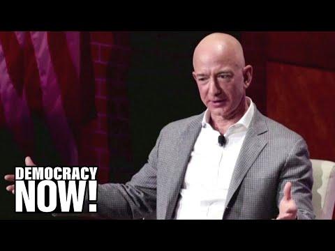Pandemic Profiteering: Amazon Caught Price Gouging as Jeff Bezos's Wealth Soared to $200 Billion