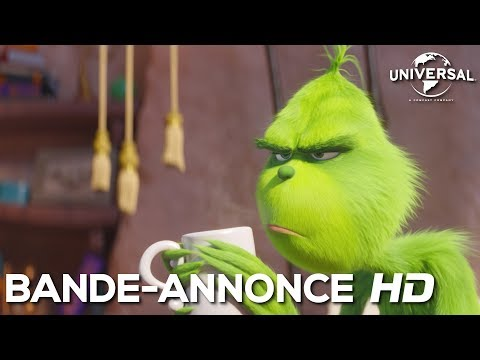 Le Grinch  Universal Pictures International France