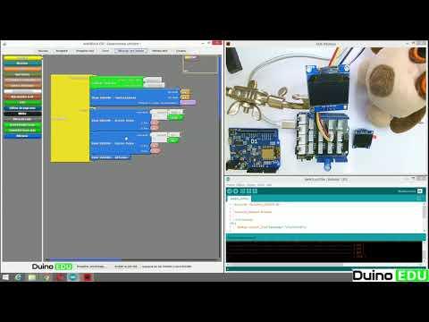 From ArduBlock to code I - смотреть онлайн на Hah Life
