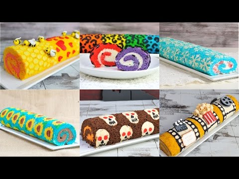 mp4 Decoration Cake Roll, download Decoration Cake Roll video klip Decoration Cake Roll
