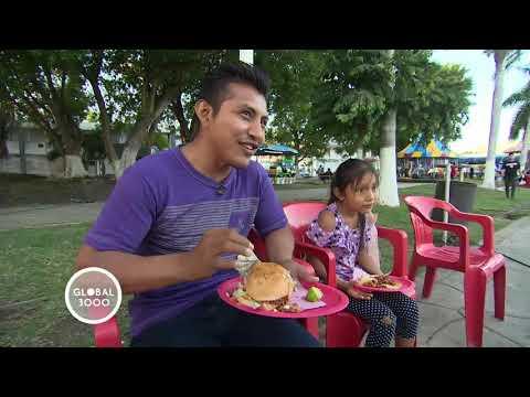 Global Snack Mexico: Tacos al Pastor | DW English