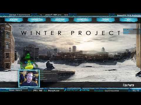 First Impressions 7DTD Alpha 17 WinterProject Mod