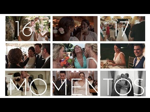 VIDEO MOMENTOS BODAS 2017