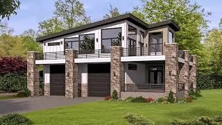 Small House Plans Garage Apartment - Gif Maker  DaddyGif.com (see Description)