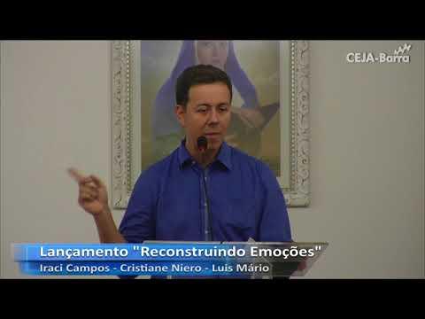 Lanc?amento do livro Reconstruindo Emoc?o?es - 19/08/2017