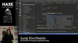 Declarative UI Programming (Workshop) - Juraj Kirchheim