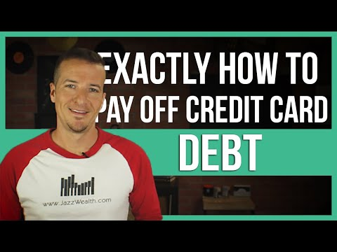 Exactly how to pay off credit card debt. | FinTips
