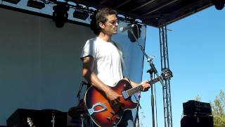 A.A Bondy - Skull And Bones (FYF, Los Angeles CA 9/1/12)