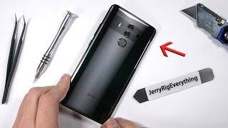 Huawei Mate 10 Pro Teardown - Is true beauty on the Inside?