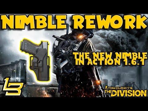 Nimble Rework 1.6.1 (The Division)