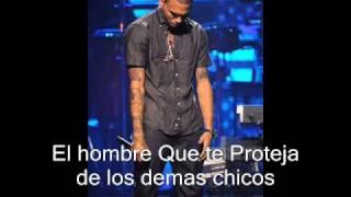 Chris Brown - I wanna be en español