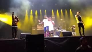 50 Cent & G Unit Live In Las Vegas Part 1