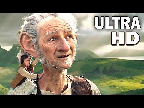 [Ultra HD] LE BGG - Le Bon Gros Géant / Bande Annonce VF + VOST (Steven Spielberg - 2016)