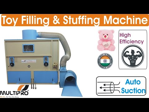 Polyester Toy Stuffing Machine