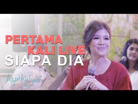 Agatha Suci  - Siapa Dia (Live At Love Is In The Air Concert)