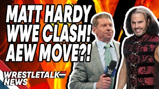 AEW & New Japan 'Open' To Working Together?! Matt Hardy WWE CLASH! | WrestleTalk News Dec. 2019