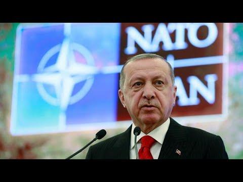 Ερντογάν για κυπριακή ΑΟΖ: Το ΝΑΤΟ να σεβαστεί τα δικαιώματά μας …