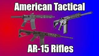 Ben Talks About ATI AR-15's