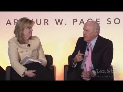Jack Welch on Data Analytics, Demonstrating Value & Going with Your Gut