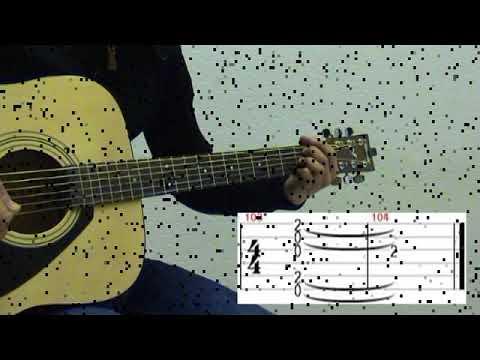 Агата Кристи - Декаданс для гитары + tabs