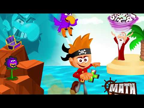 MathLand Full Version: Mental Math Games for kids video