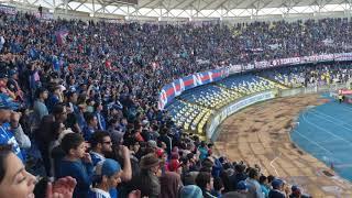Reacción Los De Abajo Al Gol En Contra - U De Chile Vs U De Concepción 2018