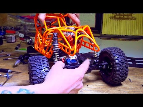 Let's Do A Rock Bouncer Build - Time To Plan My Wheel Base! | RC ADVENTURES