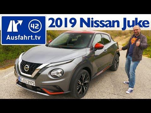 2019 Nissan Juke DIG-T 117 N-Design - Kaufberatung, Test deutsch, Review, Fahrbericht